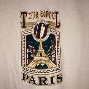 Gildan Tops - PARIS T-SHIRT